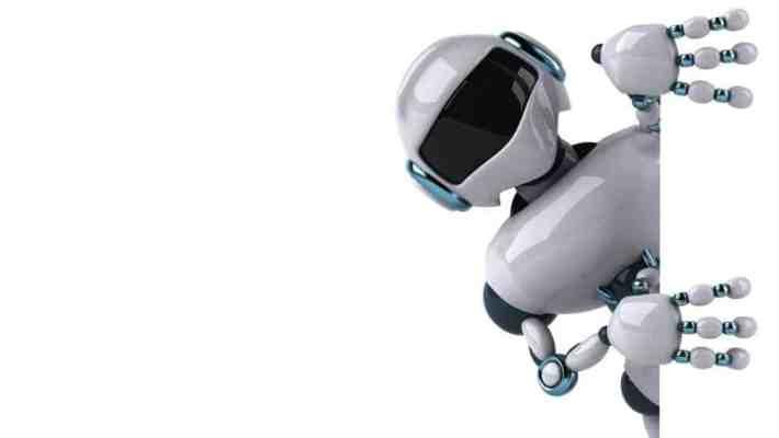 robot helper chat