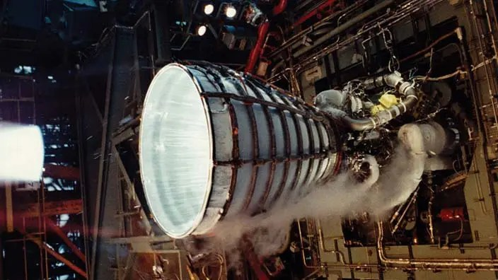 nasa engine