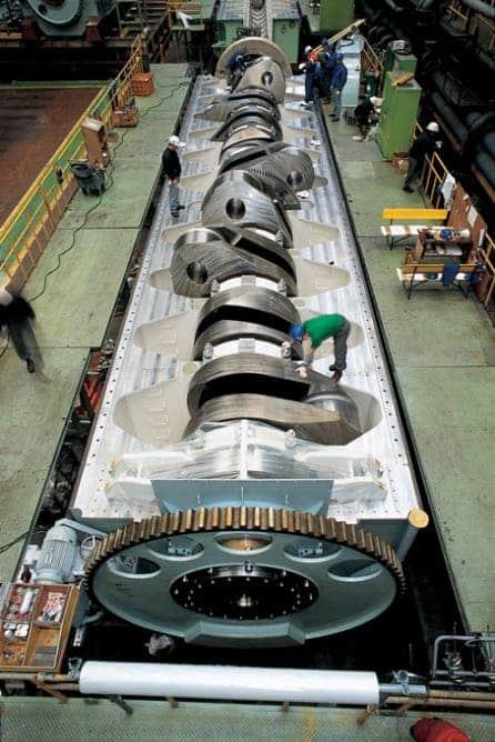 largest engine