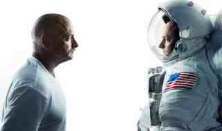 Scott and Mark Kelly are identical twins and NASA astronauts. Photo: NASA