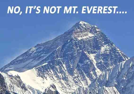 mt-everest-not-highest