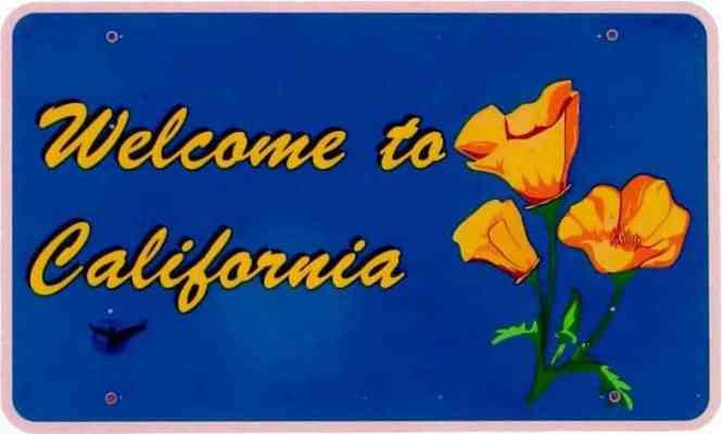 Cali Road Sign.