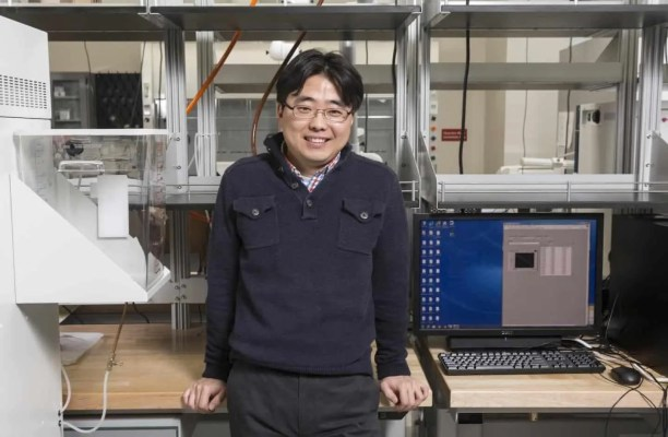 Pictured: Seokheun Choi. Credit: Binghamton University, State University of New York.