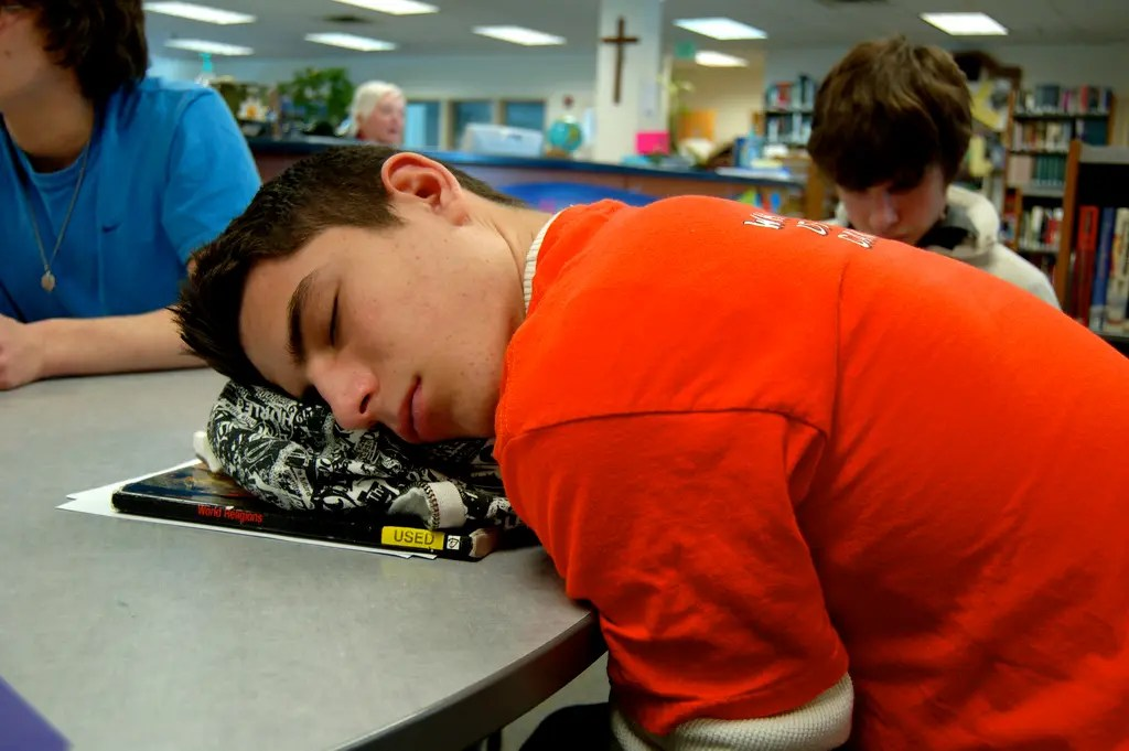 Could later school start times boost the USA economy?