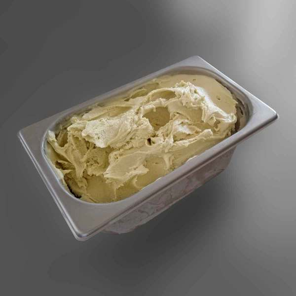 Pistáciová zmrzlina vanička