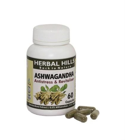 Ашваганда Herbal Hills