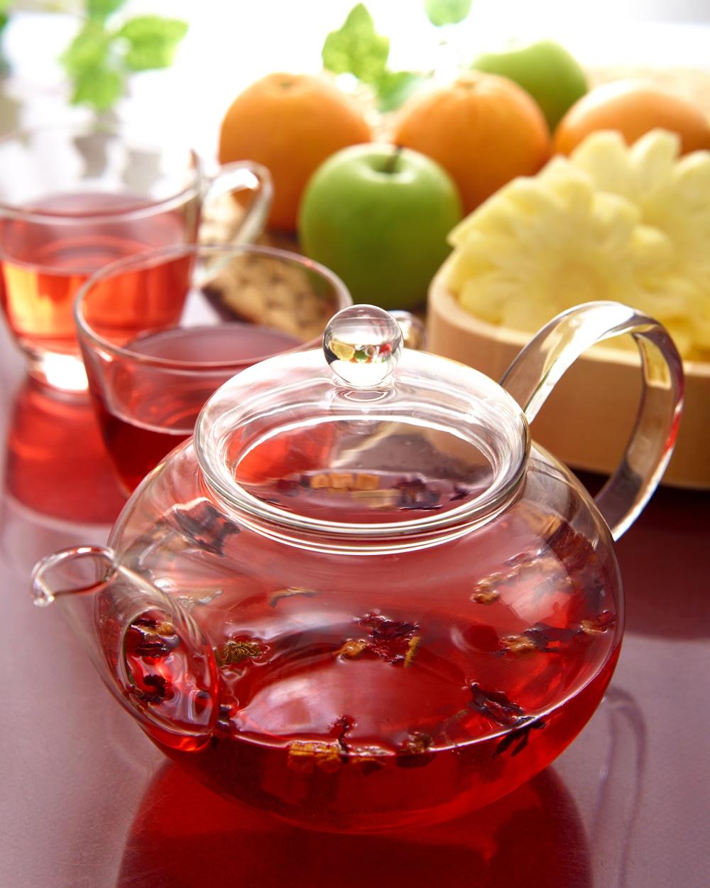 Есть ли фрукты во фруктовом чае?