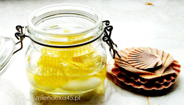 Jak zrobić balsam do ust i do ciała z woskiem pszczelim