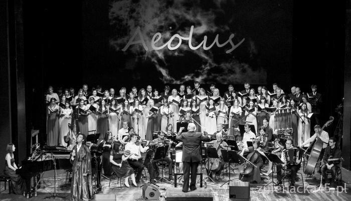 Koncert ODYSSEA Henri Seroka i Dominique Corbiau, Szczecin, 2017