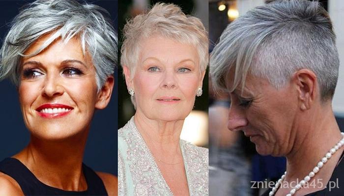 Siwe włosy długie czy krótkie-9a
