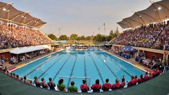 Avery Aquatic Center -Stanford University