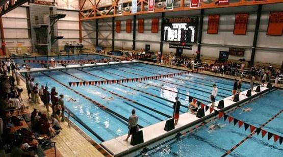 DeNunzio Pool– Princeton University