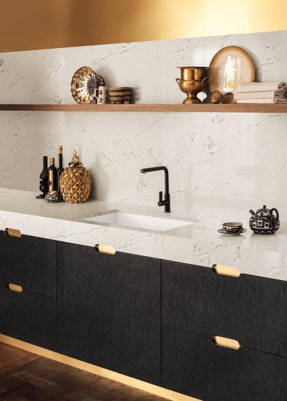 Kitchen - Corian® quartz