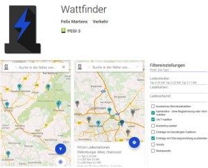 Wattfinder
