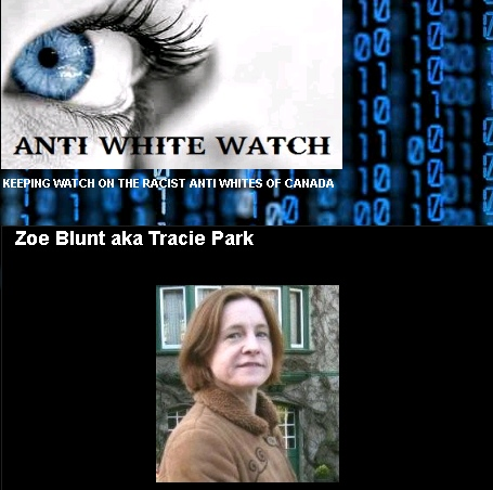 Anti white watch hates me