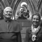 Rev Canon Philip and Zoe .