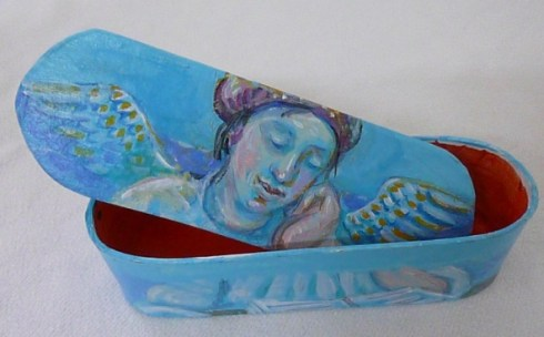 Glasses case 1.