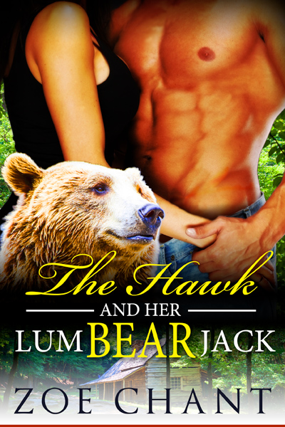 The Hawk and Her Lum-Bear-Jack