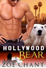 Hollywood Bear by Zoe Chant