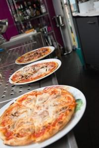 Glutenfreie Pizzen im Akkord