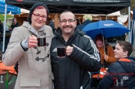 Catnett und Jürgen - aber sowas von glutenfrei :)