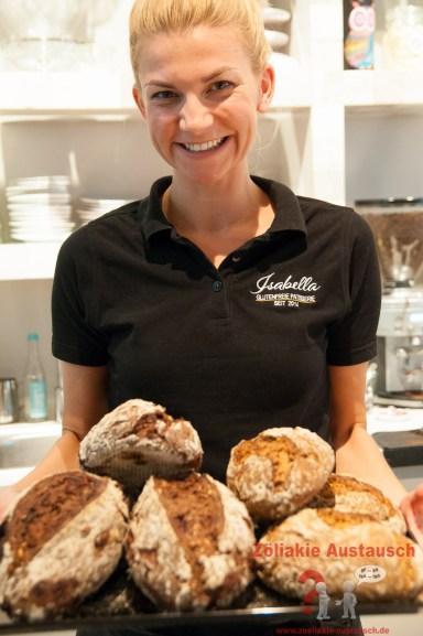 Brot bei Isabella
