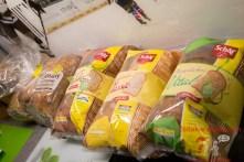 Die Brote warten