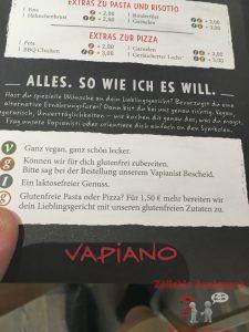 Glutenfreie Pizza Und Pasta Bei Vapiano Deutschland Ein Neues