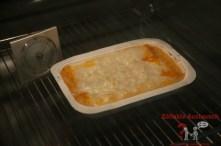 bofrost Lasagne im Backofen