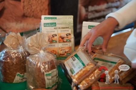 Glutenfreie Produkte von Poensgen