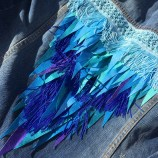 Detail of Unicorn Jacket