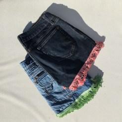 Shorts details