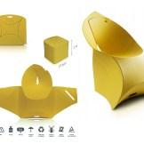 flux chair folding