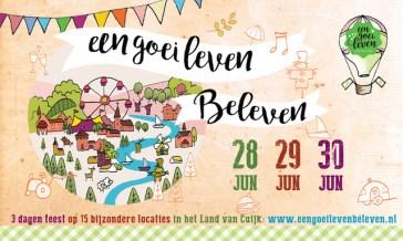 Goei Leven Beleven Festival Agenda