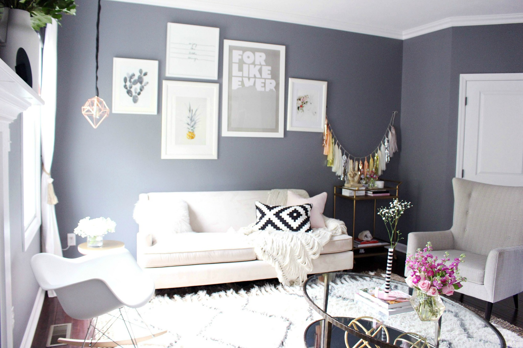 Zoe With Love Living Room Part 66