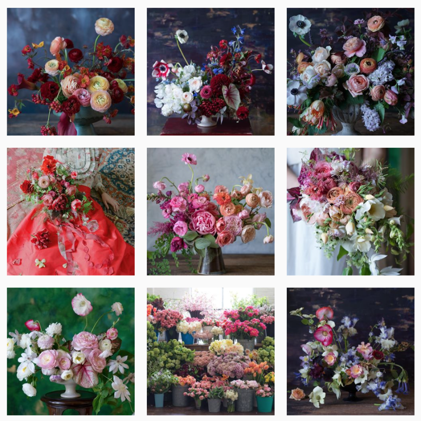 5 Instagram Flower Accounts to Follow Right Now