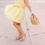 If August Were A Dress