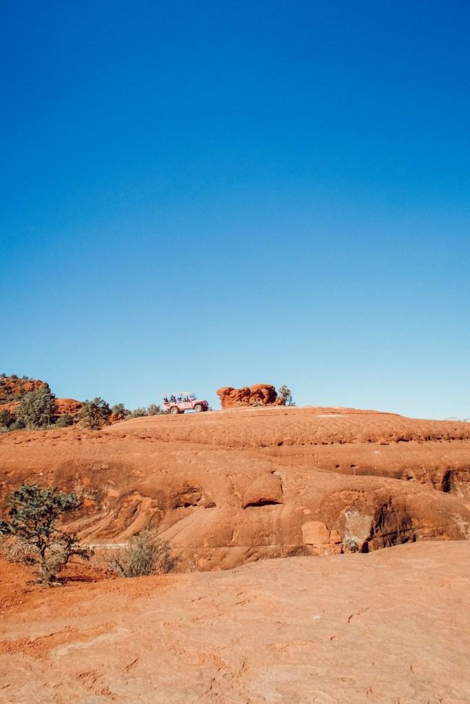 Pink Jeep Tours Sedona, Arizona | Pittsburgh Lifestyle blog Zoë With Love