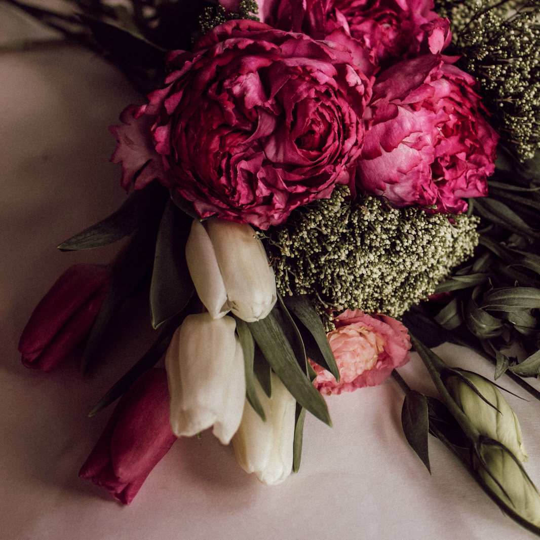 Moody Flowers | Zoë With Love