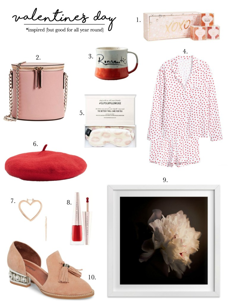 Valentine's Day items that can be used all year long! | Pittsburgh Lifestyle Blog, Zoë With Love