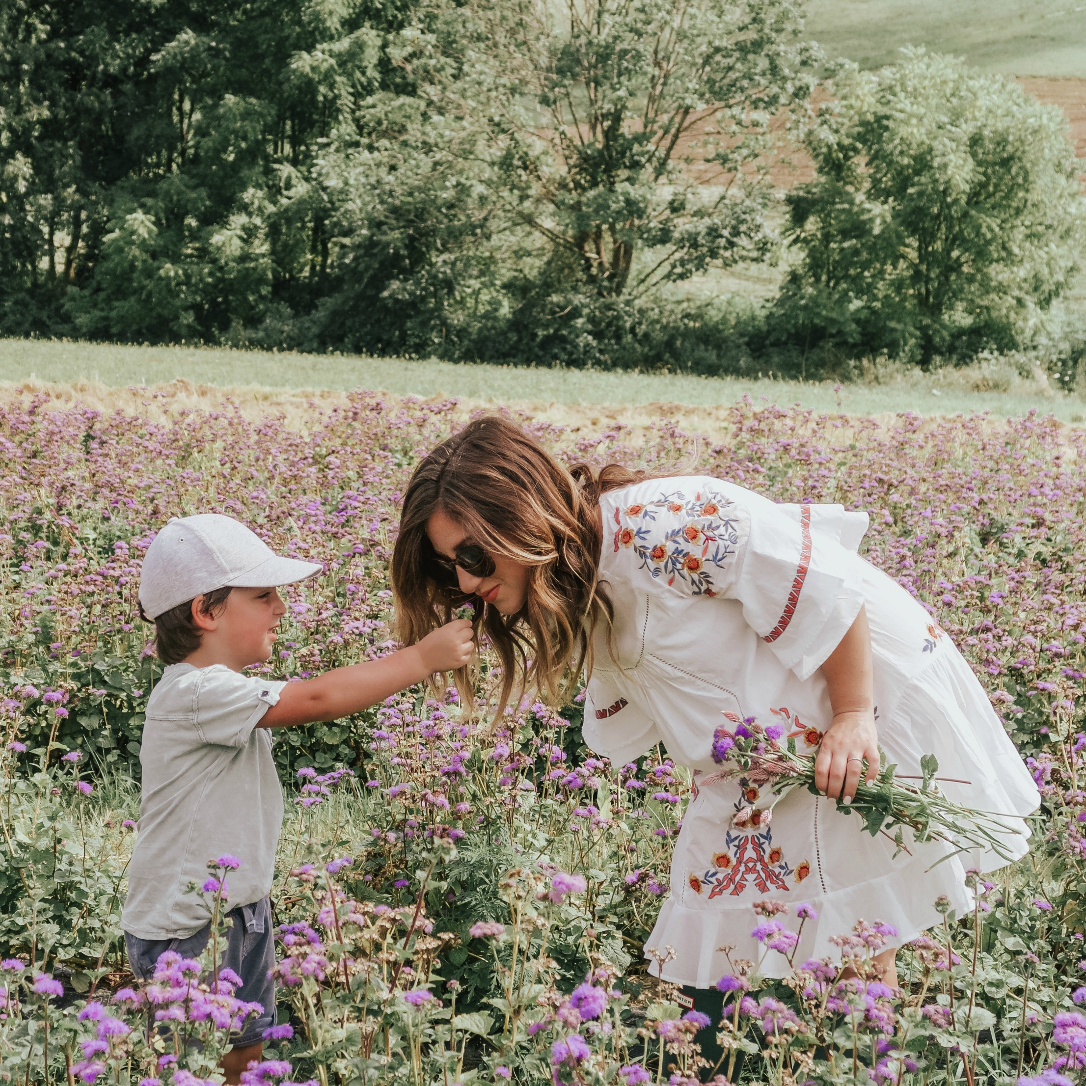 Tips For Visiting A You Pick Flower Farm Zoe With Love