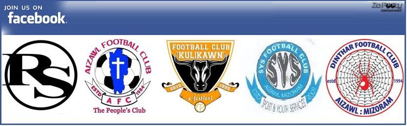 Mizoram Football Club leh Facebook Pages