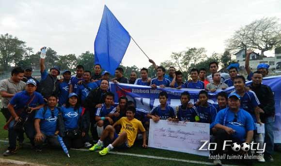 Red Ribbon 2012: Chanmari hmaah Champion lai Durtlang an tlawm!