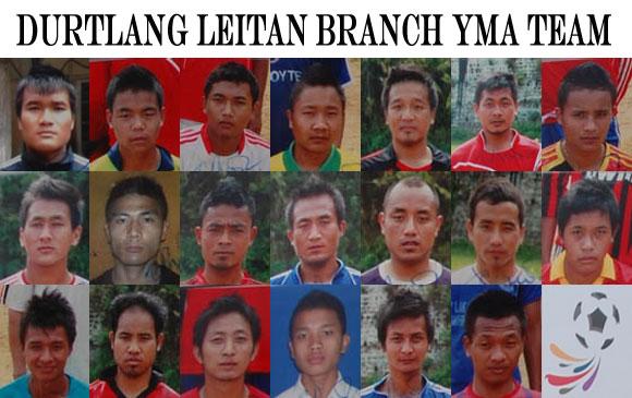 Vodafone Cup 2012 : Durtlang Leitan Branch YMA Team