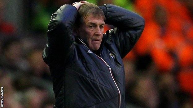 Kenny Dalglish-a'n Liverpool a chhuahsan