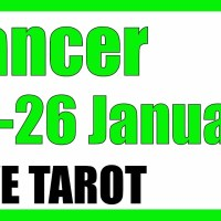 In One Word, Passion - Cancer Weekly Tarot Reading
