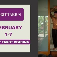 "SAGITTARIUS - ""THEY WANT TO KNOW SOMETHING FROM YOU"" FEBRUARY 1-7 WEEKLY TAROT READING"