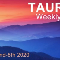 "TAURUS WEEKLY TAROT READING ""HERE COMES THE SUN TAURUS!""  March 2nd-8th 2020"