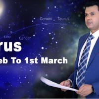 Taurus Weekly horoscope 24Feb To 1st March 2020
