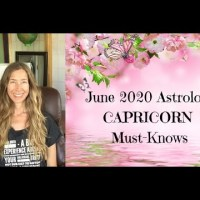 June 2020 Astrology CAPRICORN Must-Knows